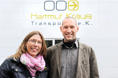 Bettina und Clemens Krauß